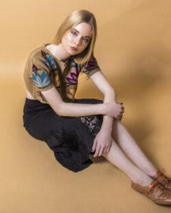 Andalucia skirt