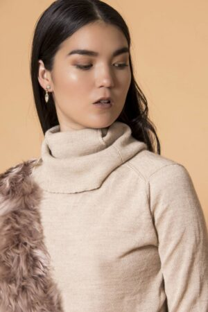 Baby Alpaca Silk Sweater