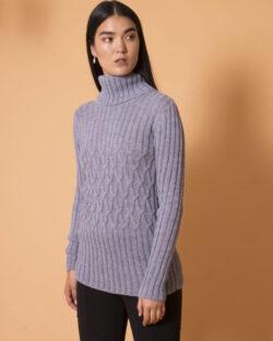Ava Baby Alpaca Sweater