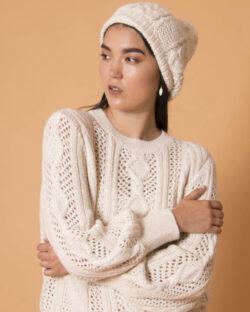 Emma Baby Alpaca Sweater