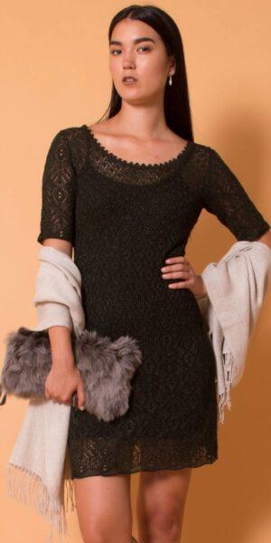 Jewel Pima Cotton Dress