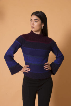 Moonstone Baby Alpaca Sweater